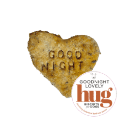 Goodnight lovely biscuit