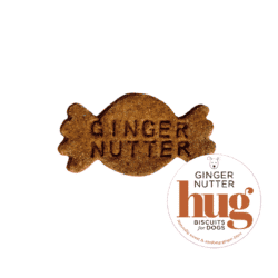 Ginger Nutter biscuit