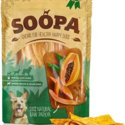 Soopa papaya chews