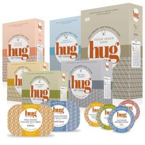 All Hug Pet food
