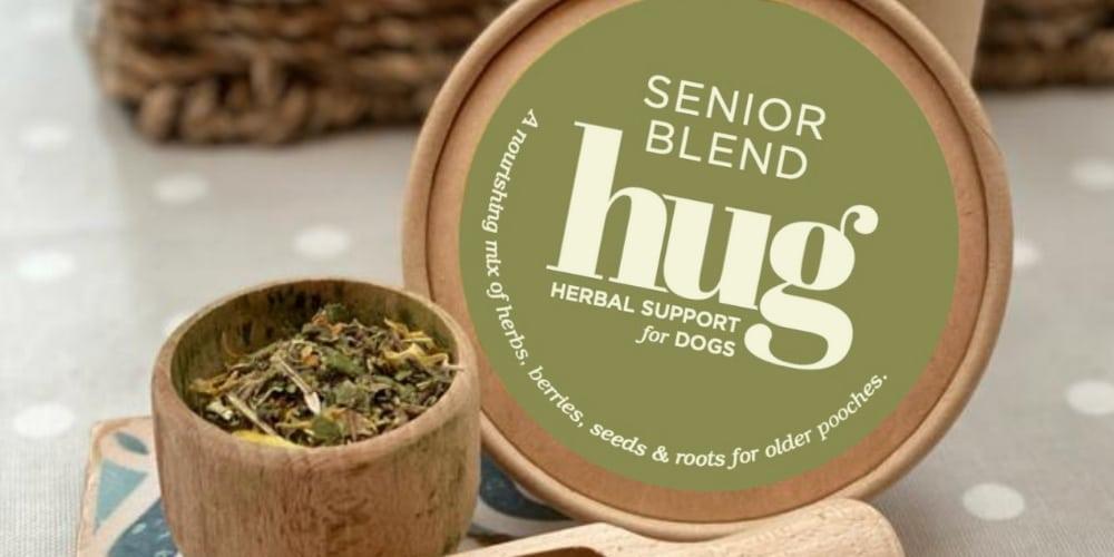 Hug's senior herbal blend