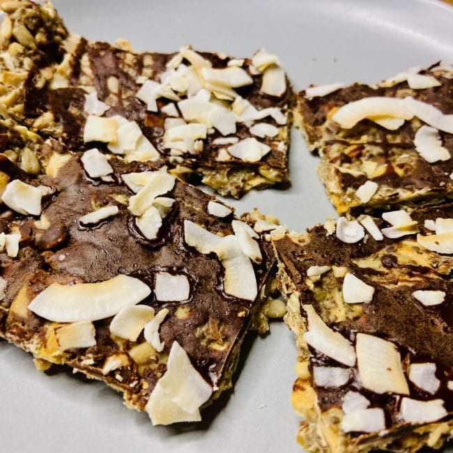 seeded bounty bars for dogs