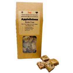 Applelicious biscuits