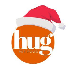 Christmas hug logo